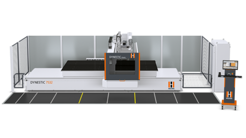 CNC HolzHer Dynestic 7532 Classic