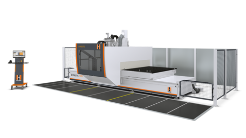 CNC HolzHer Dynestic 7535 Classic